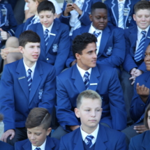 Parklands College Secondary School First Day 2