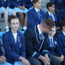 Parklands College Secondary School First Day 3