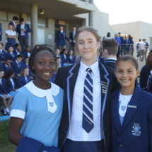 Parklands College Secondary School First Day 4