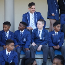 Parklands College Secondary School First Day 5