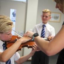 Parklands College Secondary Music 12