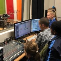 Parklands College Senior Preparatory Sound Studio