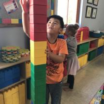 Christopher Robin Pre-Primary Building Blocks