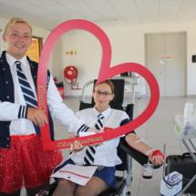 Parklands College Secondary Outreach Blood Donation