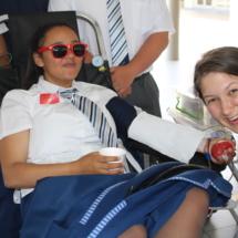 Parklands College Secondary Outreach Blood Donation 2