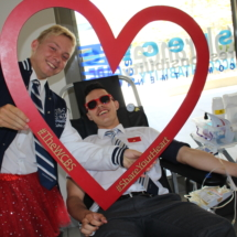 Parklands College Secondary Outreach Blood Donation 3