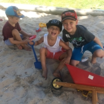 Christopher Robin Pre-Primary Sand Play