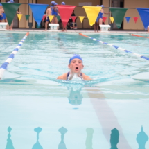 Parklands College Senior Preparatory Swimming Gala