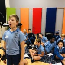 Preparatory Sound Studio 4