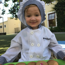 Christopher Robin Pre-Primary Bakers Man 2