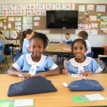 Junior Preparatory Class Activity